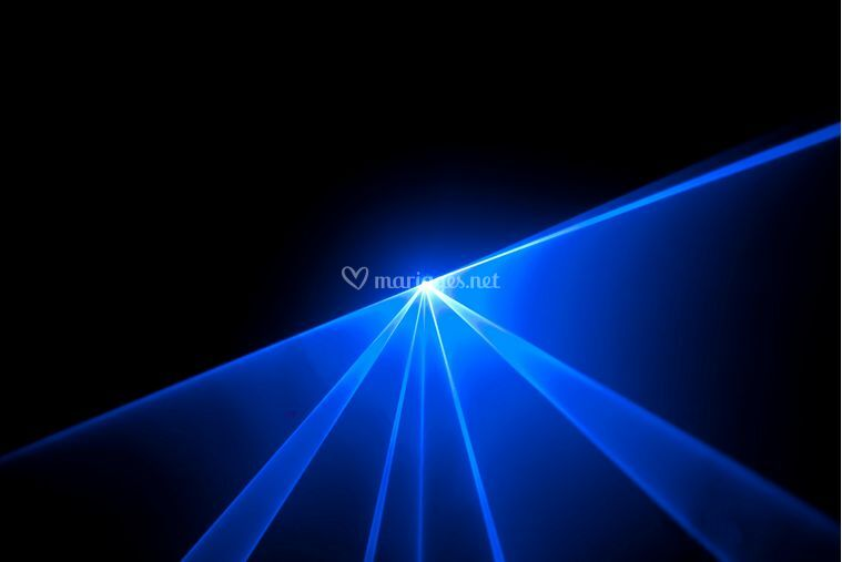 Laser Bleu 1W