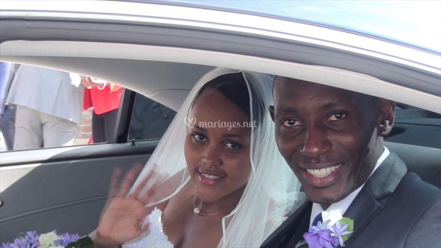 Amandine & Souleymane