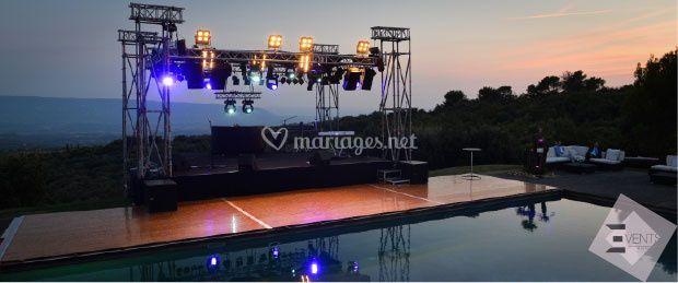 Villa Aqua - Orchestre mariage