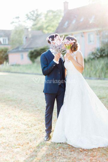 Mariage au Manoir de la Grande