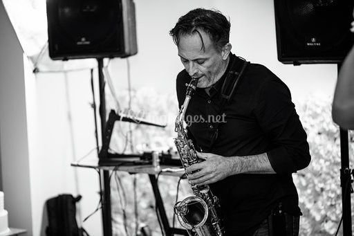 Partenariat-Saxophoniste