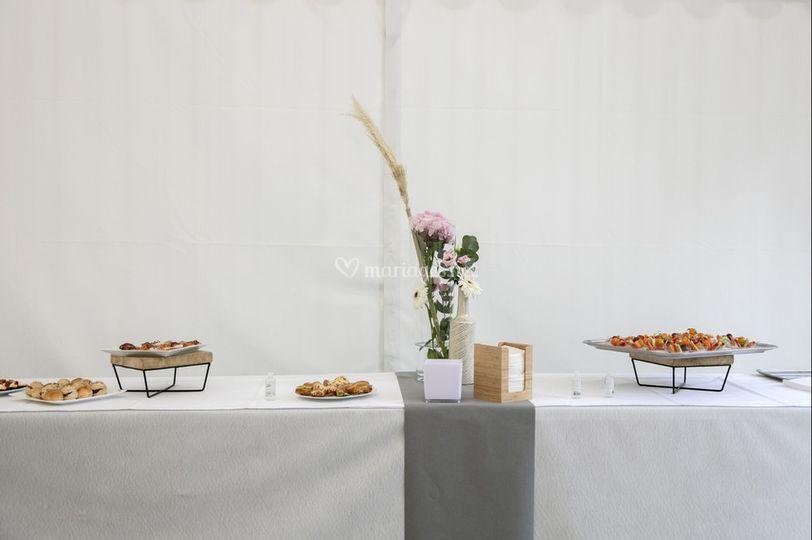 Buffet Vin d'honneur