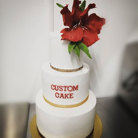 Wedding cake CUSTOM CAKE