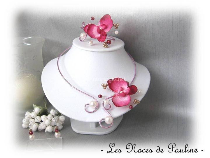 Anais rose fuchsia