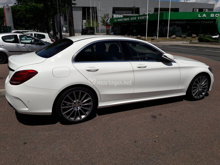 Mercedes Clase C berline