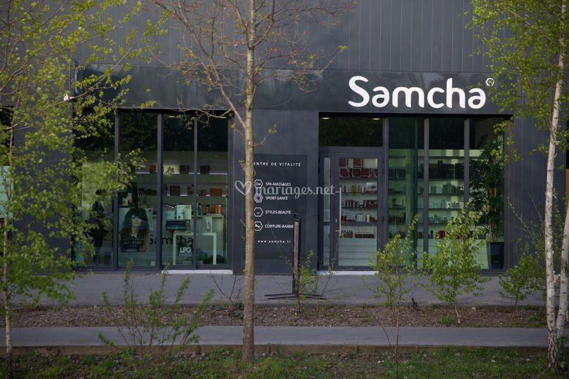 SamCha Spa