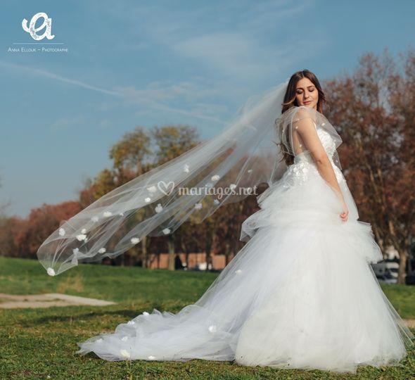 Robe de mariée Mia