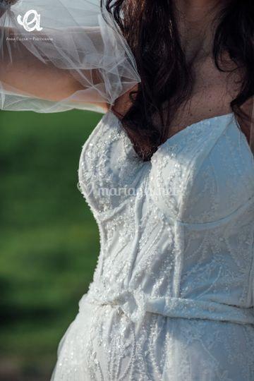 Robe de mariée Betty