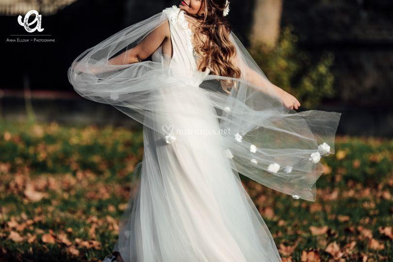 Robe de mariée Eva