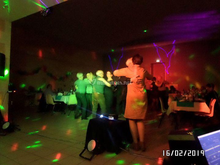 Decouvrez nos soirée dansante