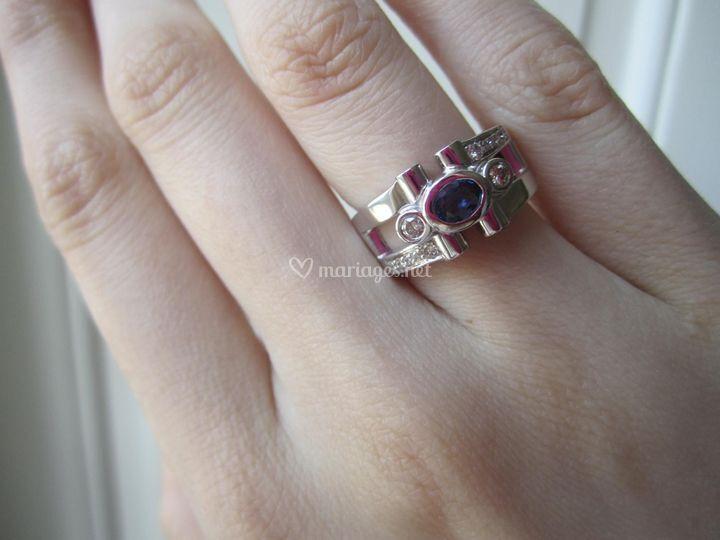 Création Saphir & Diamants