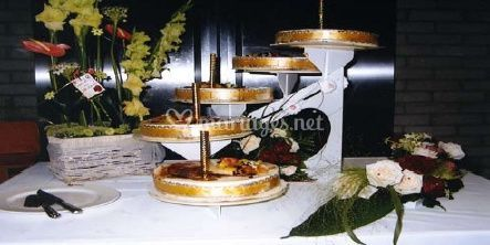 Gâteaux à étages