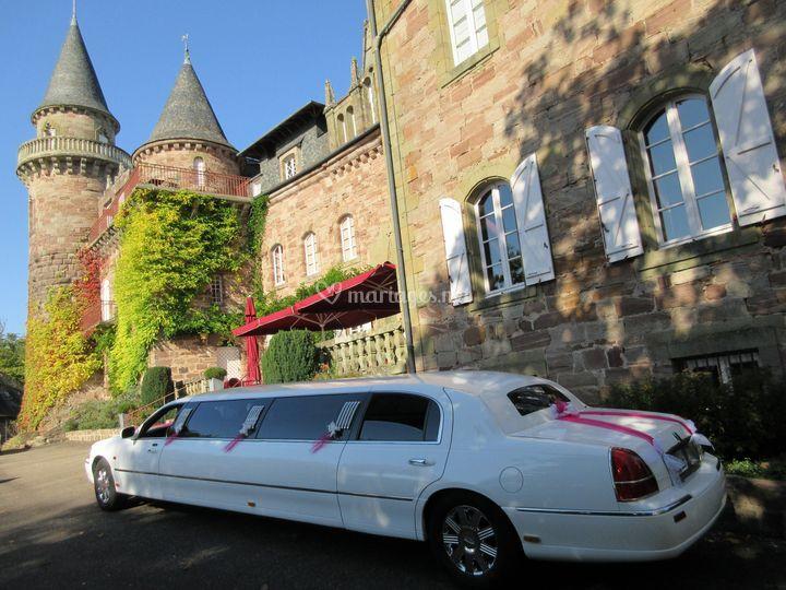 Mraiage au château