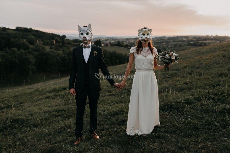 Mariage à La Factory