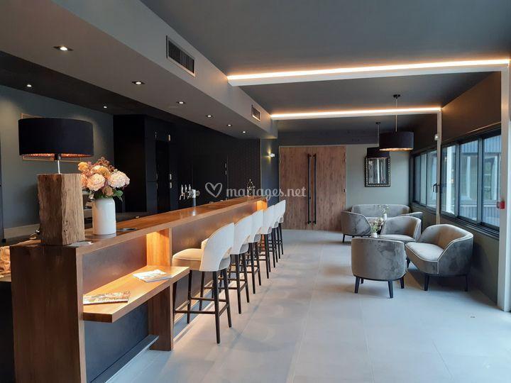 Bar - lounge - accueil