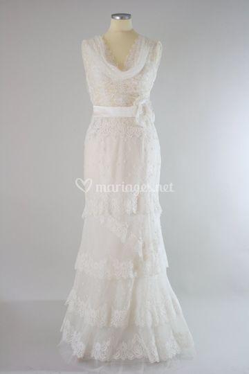 Robe de mariée - Cymbeline