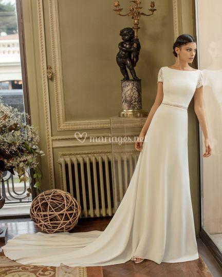 Octavia de Alma novia