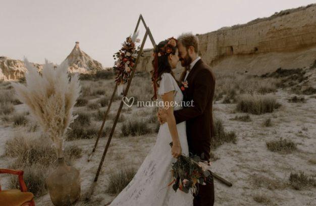 O&N Mariage en Terre Inconnue