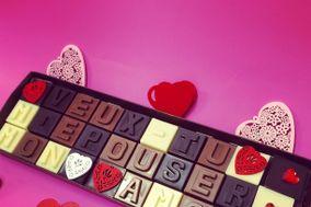 Votre Message en Chocolat
