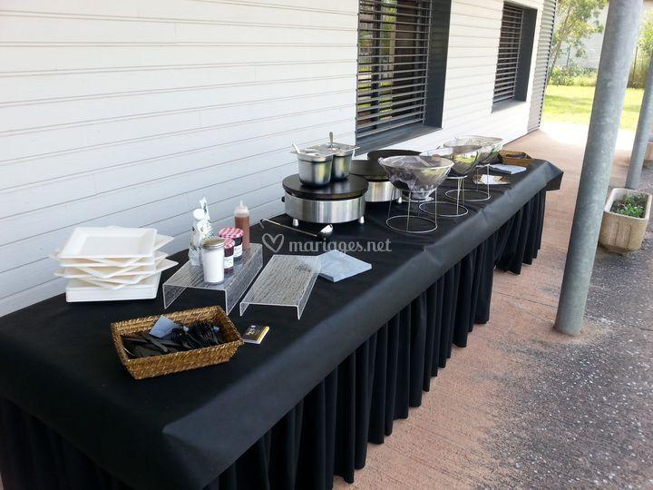 Visuel buffet