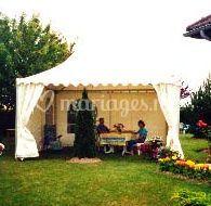 Modèle Garden 5 m x 5 m