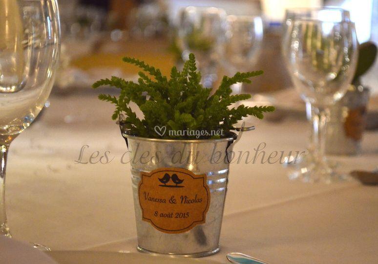 Cadeaux d 39 invit s de les cl s du bonheur photo 6 for Acheter des plantes en ligne