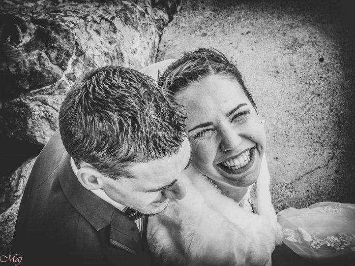 Couple sur Marie Ange Jofre