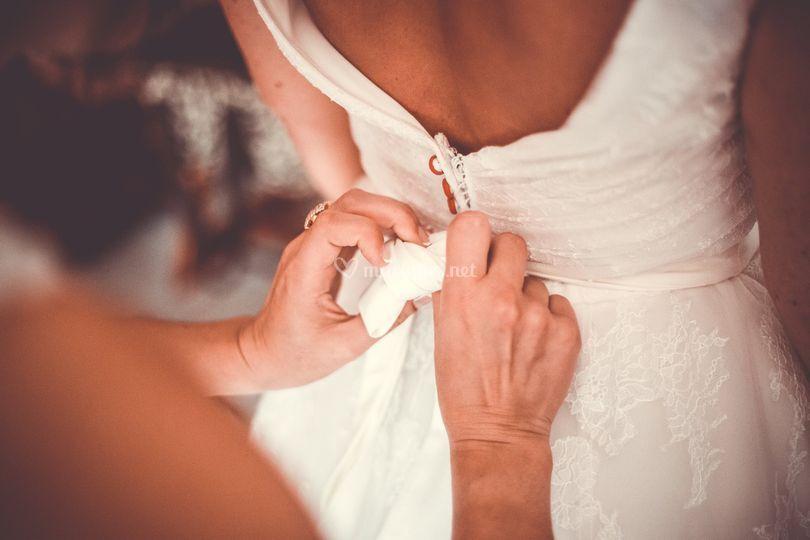 Mariage de M & W