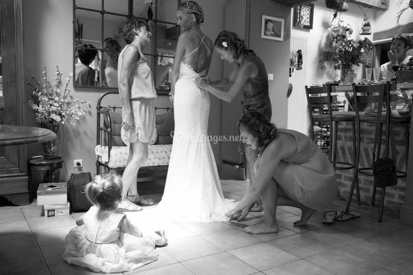 Mariage de M & A