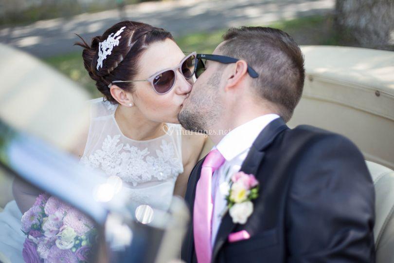 Mariage de H & J-B