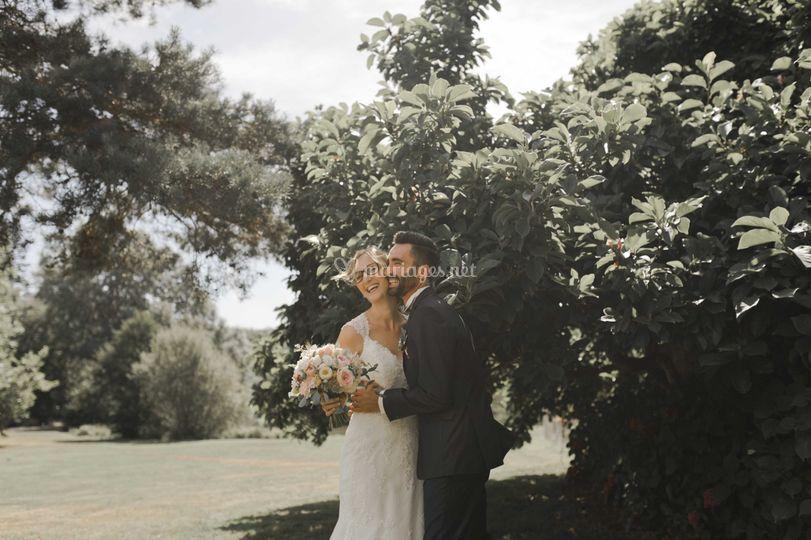 Mes sublimes mariés