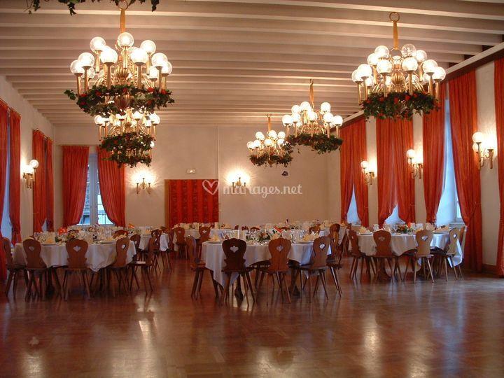 Salle Dreyer 1er étage