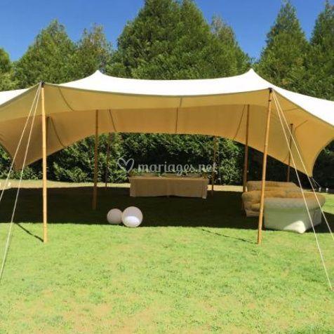 Tente Nomade Berbère 120 m²
