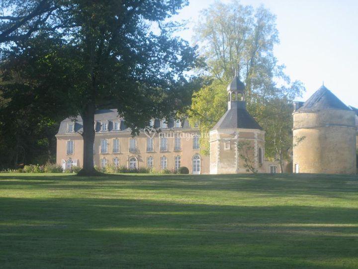 Château de la Groirie
