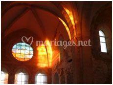 Eglise abbatiale ogives