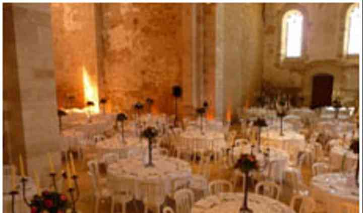 Eglise abbatiale tables