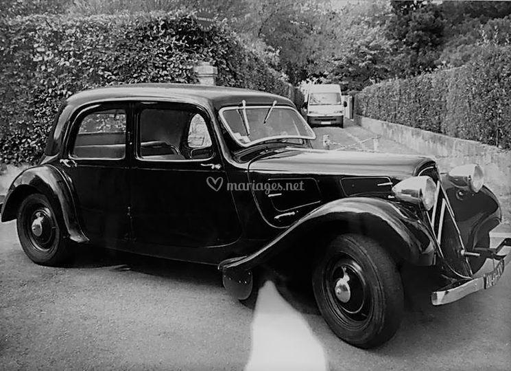 Citroen traction 11bl 1937