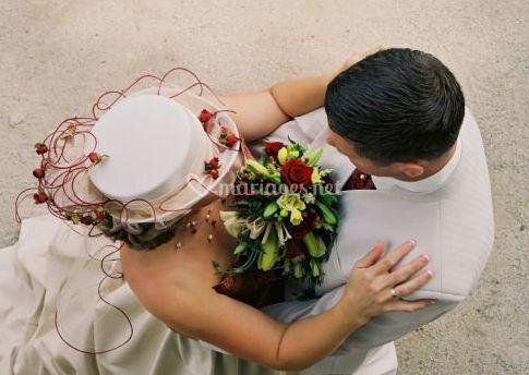 La mariée et le marié
