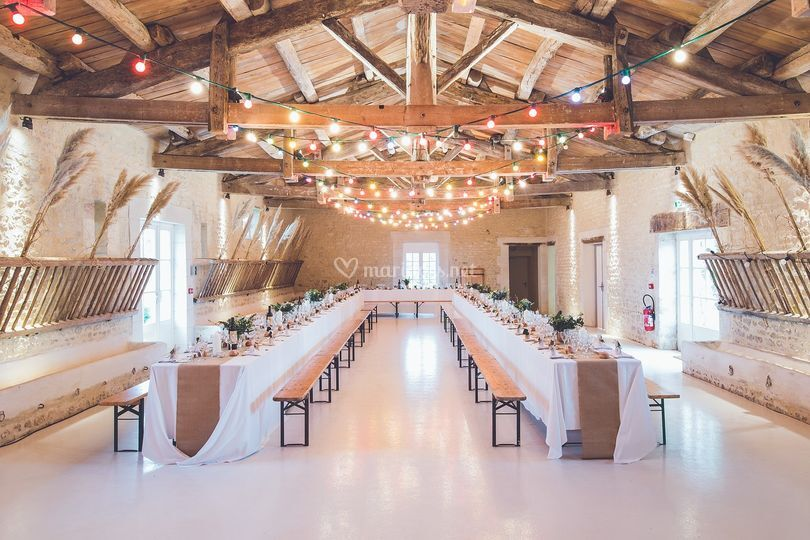 Mariage BanquetMerci