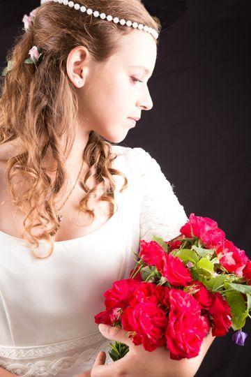 Jeune mariée sur Laurent Marinier Photographe