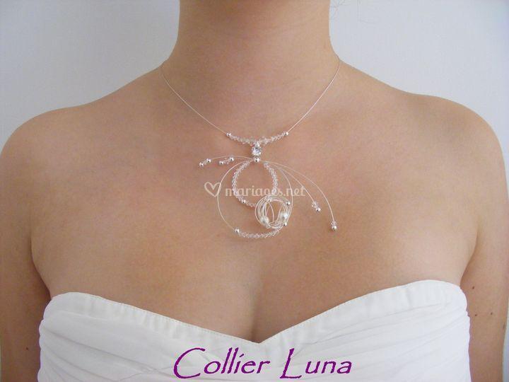 Collier Luna
