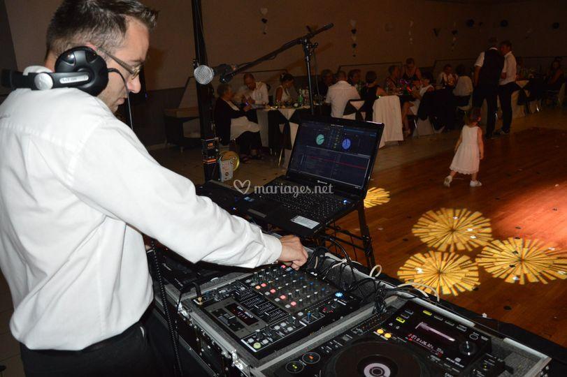 DJ, Animateur