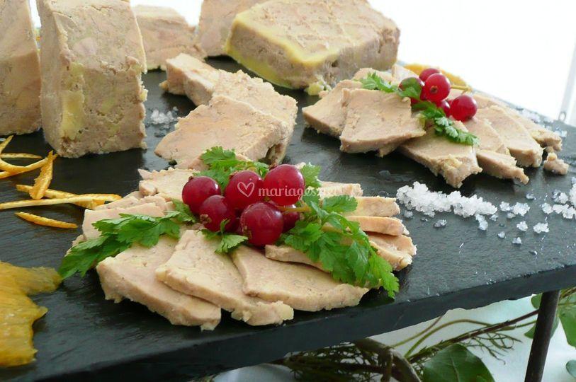 L'atelier foie gras