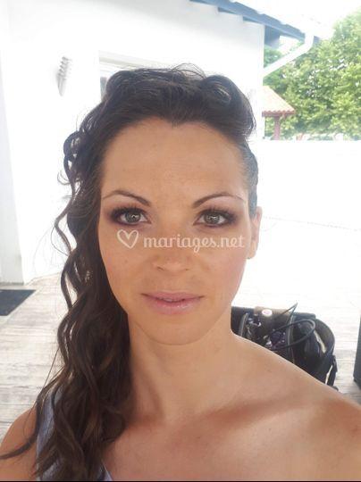 Maquillage invitée
