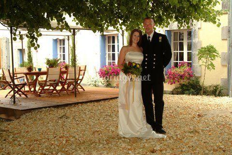 Mariage auberge