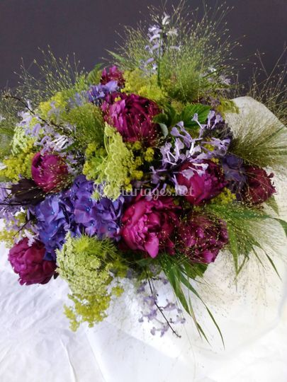 Bouquet jardin