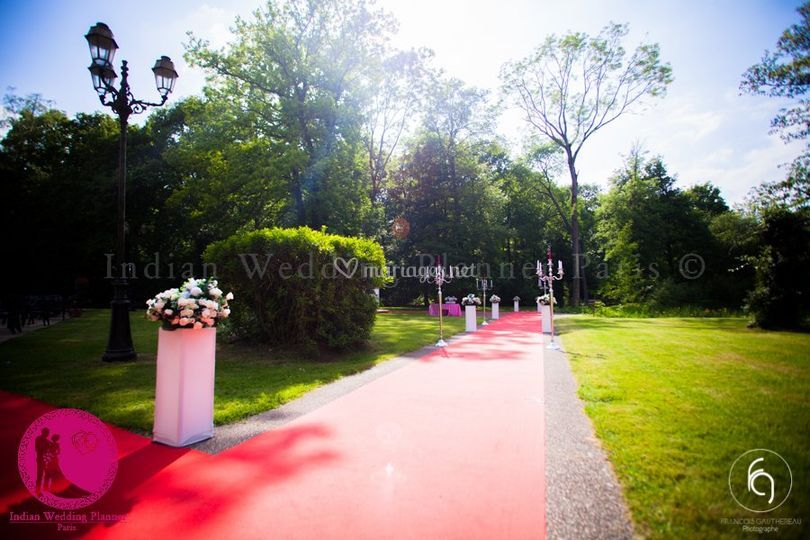 Indian Wedding Planner Paris