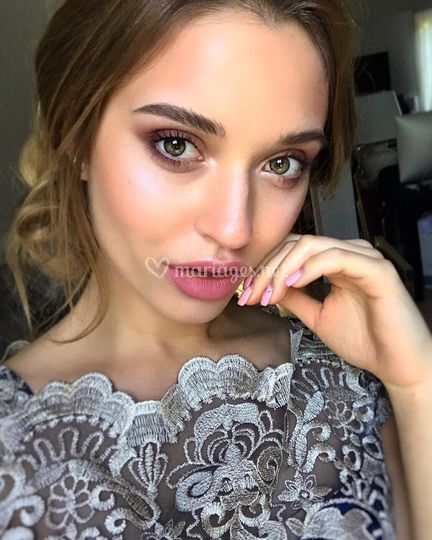 Maquillage et coiffure. Tatiana Zinchuk Maquilleuse - Makeup Artist