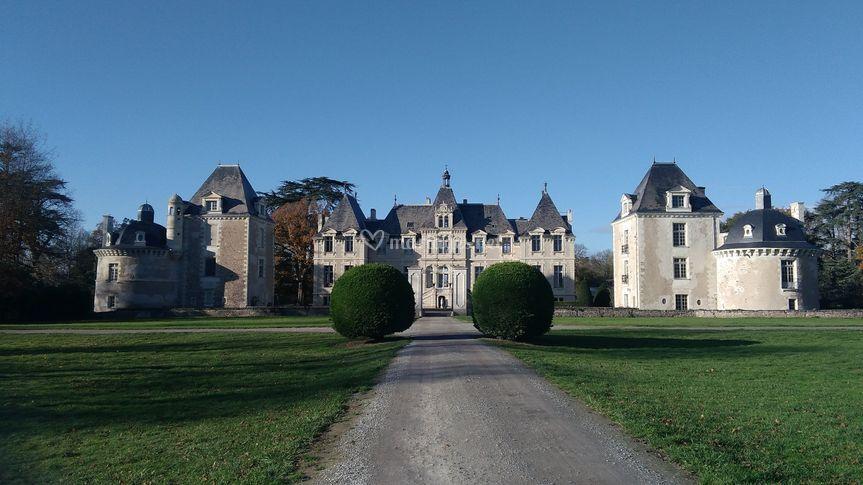 Esplanade du château