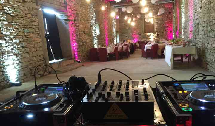 DJ matériel